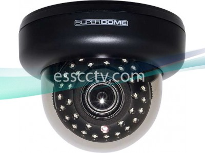 EYEMAX Indoor Dome IR Camera: SUPER-DOME 620 TVL, 35 SMART IR, 2D-DNR, 2.8~12mm lens