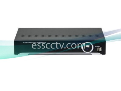 TVST-PVT-08 8CH 1080p HD-TVI Security PVT Series DVR System - Auto Detects HD-TVI/AHD 2.0/960H/Analog