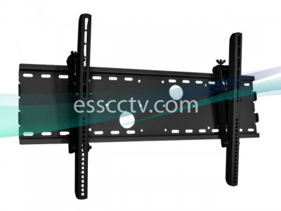 Adjustable Tilt Wall Mount for LCD/Plasma TV 30-63 inch (Black)