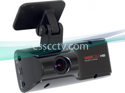 Movicam HD: HD Security Black-Box for Vehicles, Real-Time 30 FPS 720p Recording, Google Map GPS Tracking