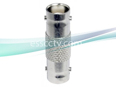 1 BNC Female to 1 BNC Female Coupler Connector