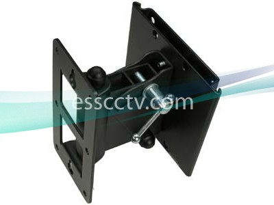 LCD Wall Mount, Easy Tilting, Hang Type, Black Mount