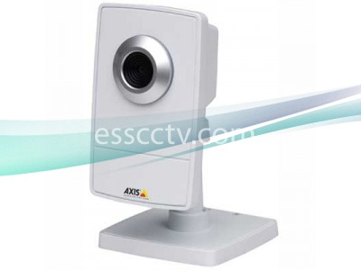 Axis M1011 Network Camera (Compact Indoor Fixed Design)
