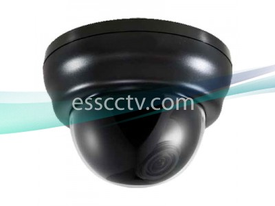 HD-SDI Indoor Dome camera: 2 Megapixel 1080p image, 2.8~12mm Adjustable Lens, 3 Axis