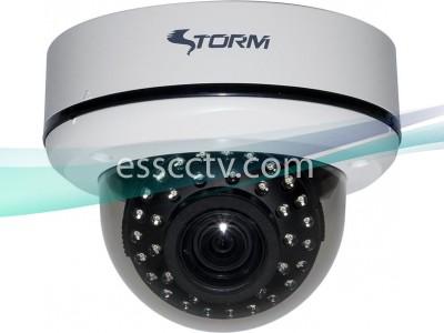 EYEMAX IB-6135V DOME SECURITY CAMERA 600 TVL 35 IR LED WIDE 2.8~12mm 3D-DNR