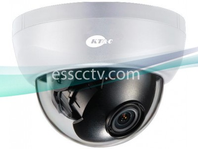 KT&C HD-SDI indoor dome camera: Full 1080p 2.1 Megapixel, Exmor CMOS, WDR, ICR - True Day/Night