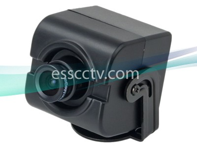 EYEMAX XSQ-202 HD-SDI miniature camera: 2 Megapixel HD 1080p image, 3.7mm Fixed Lens, DNR