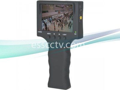 Multi-Function 3.5 inch LCD - CCTV camera and UTP cable tester, 400mA power out
