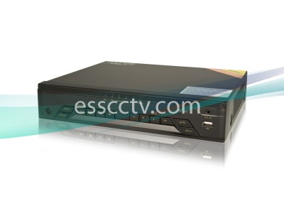 LTS V-Series NVR, 4ch 1080p, HDMI out, real-time record at 720p