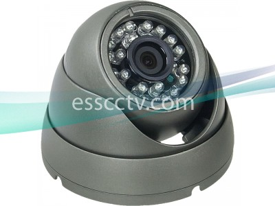 HD-SDI outdoor eyeball dome IR security camera, 1080p 2 Megapixel, 3.6mm, 24 IR LED