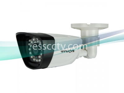 HD-CVI bullet IR camera, HD 720p Image, 30 IR, True Day/Night ICR