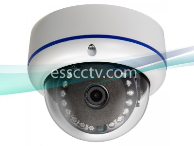 HD-CVI outdoor dome  IR camera, HD 720p Image, 15 IR, True Day/Night ICR