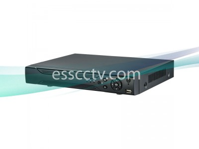 HD-CVI 4 channel DVR system, HD 720p real-time record, HDMI output, Mobile Phone App