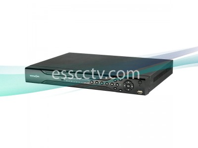 HD-CVI 16 channel DVR system, HD 720p real-time record, HDMI output, Mobile Phone App