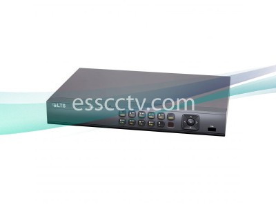 LTS HD-TVI 4ch hybrid DVR system, HD 1080p, Tribrid - Analog and IP cameras support, HDMI