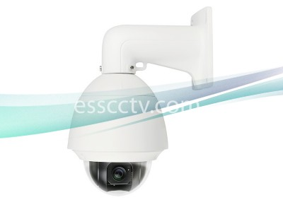 LTS HD-TVI outdoor PTZ camera, HD 720p 1.3 Megapixel, 23x Optical Zoom, OSD via UTC, True Day/Night