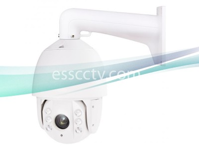 LTS HD-TVI outdoor IR PTZ camera, HD 1080p 2 Megapixel, 30x Optical Zoom, OSD via UTC, True Day/Night