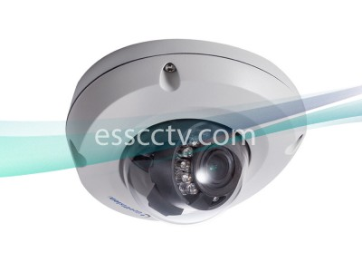 GEOVISION GV-EDR1100 Target Series IP Network Rugged Dome Camera 1.3 MP, WDR, IR, ICR