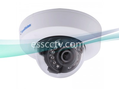 GEOVISION GV-EFD2100 Target Series IP Network Dome Camera HD 1080p 2MP, IR, WDR, ICR