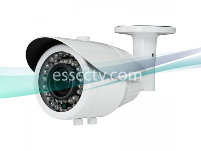 AIR-B1042V AHD Analog HD Outdoor Bullet Camera, A-HD 720p Megapixel, 42 Smart IR LED, 2.8-12mm