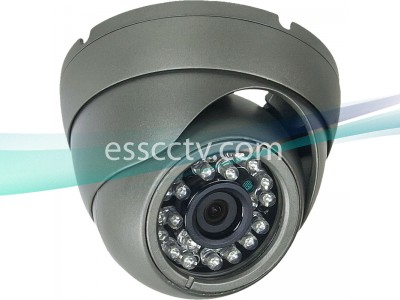 TIB-1022 HD-TVI 1080p Eyeball Dome Camera, 3.6mm Lens, ICR Day & Night, 24 IR LED