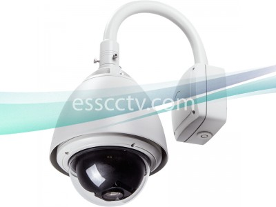 All-in-One Analog HD PTZ camera, 2MP 1080p Outdoor Speed Dome, 20x Optical Zoom, HD-TVI/AHD/HD-CVI