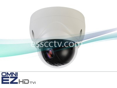 KT&C KEZ-c2SR12 OMNI EZ HD-TVI Camera, 1080p PTZ Speed Dome, 12x Optical Zoom, IP66