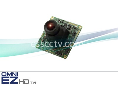 KT&C ACE-c2MIB4 Mini HD-TVI Board Board Camera 3.7mm
