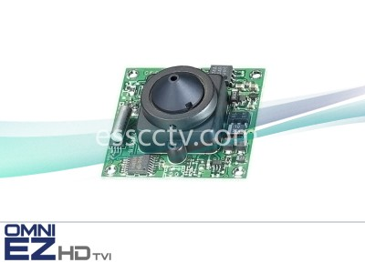 KT&C ACE-c2MIP4 Mini HD-TVI Pinhole Board Camera 4.3mm