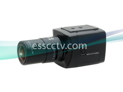 KT&C KPC-DN6360NU Analog Cameras 750TVL. 0.05Lux(COLOR)/0.003Lux(BW), Dual Power, True Day/Night