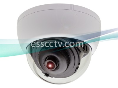 KT&C KPC-DS81NUW 750TVL Dome Camera 3.6mm