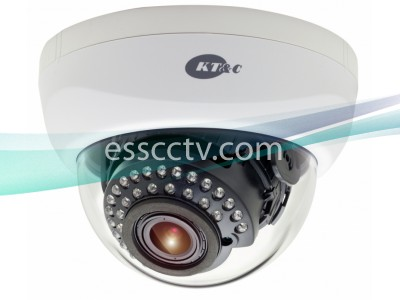 KT&C KPC-DNNS102NUV True Day/Night 750 TVL, 3-Axis, 2.8-12mm, 131