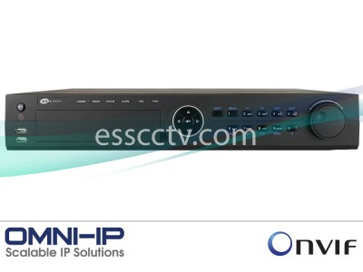 KT&C ENR-p32Px16 32 Channel NVR with 16 Plug & Play Ports