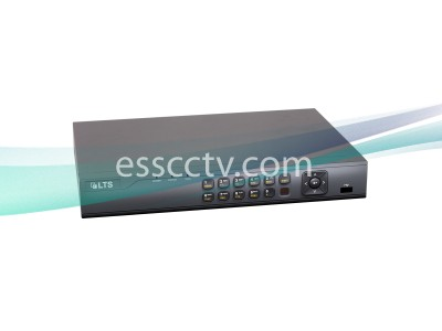 LTS LTD8304T-FT 4CH HD Triple Hybrid TVI IP & Analog Megapixel 720P 1080P DVR Recorder