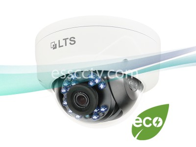 LTS CMHD7422 2MP IR Dome HD-TVI Camera - 1080p Full HD, Energy Efficient, Smart IR, Vandalproof
