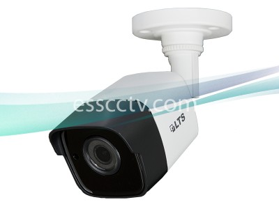 LTS CMHR6422W-28 HD TVI 2.1 Megapixel 2.8 Wide Angle Lens True WDR Matrix IR 65ft Bullet Camera