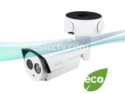 LTS CMHR9422 HD TVI 2MP 1080P 3.6mm Lens Smart Matrix IR 131ft Bullet Security Camera