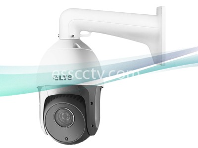 LTS PTZH512X30IR 2.1MP HD-TVI Platinum PTZ Camera - 30x Optical Zoom, Pan 360° Endless, IR up to 492ft, Weatherproof