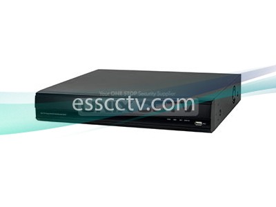 NVST-PHD4008P 8CH Standalone Network Video Recorder
