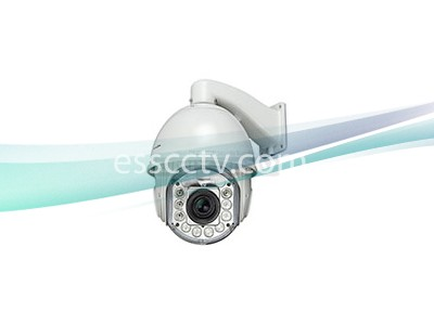 TRUON NIP-B13H20-W 960p IP Outdoor IR PTZ Camera w/ x20 Optical Zoom (Wall)