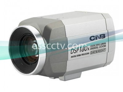 CNB 180x Total, 18x Optical Zoom Camera 480 TVL True Day/Night Dual Voltage