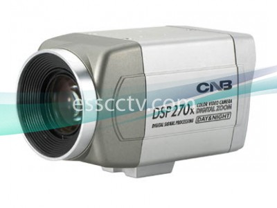 CNB 270x Total, 27x Optical Zoom Camera 480 TVL True Day/Night Dual Voltage