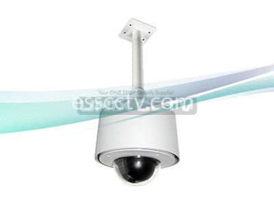 HS-PT320-C HD-SDI 1080p PTZ Speed Dome Camera w/ High Speed ×200 Zoom (Ceiling)