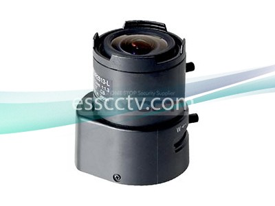 2.9~12mm IR Corrected Auto-Iris Vari-focal Lens