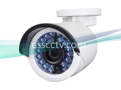 CA-IPBF-6121 2MP Mini Bullet IP Camera with 4mm Lens, IR up to 100ft & Weatherproof