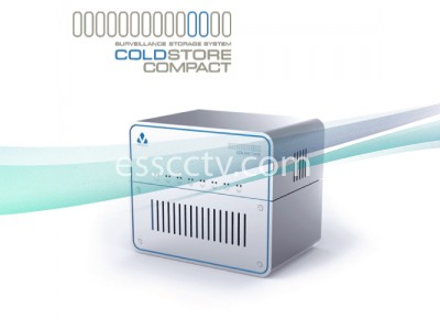 Veracity CS-COMPACT COLDSTORE Compact Network attached Storage System designed for Video Surveillance