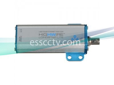 Veracity VLS-1N-LC HIGHWIRE Longstar Lite Long-Range Ethernet over Coax