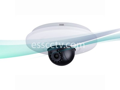 SavvyTech HNC5220PT-W 2MP Wi-Fi IR Mini PT Dome Camera