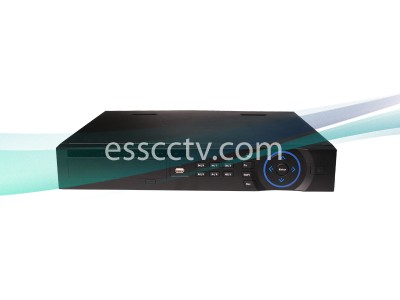 SavvyTech HVR504L-24 24CH 720P/1080P HD-CVI 1.5U DVR, HDMI/VGA/BNC OUTPUT,FULL Tribrid all channels IP support