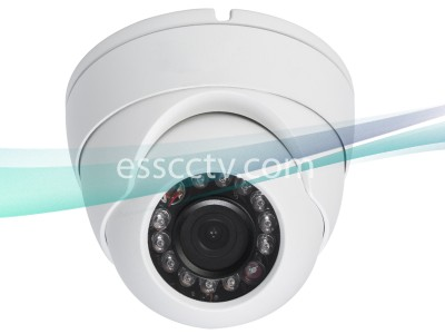 SavvyTech HCC3300M-IR/28 720P HD-CVI 2.8mm Fixed Lens Dome Camera